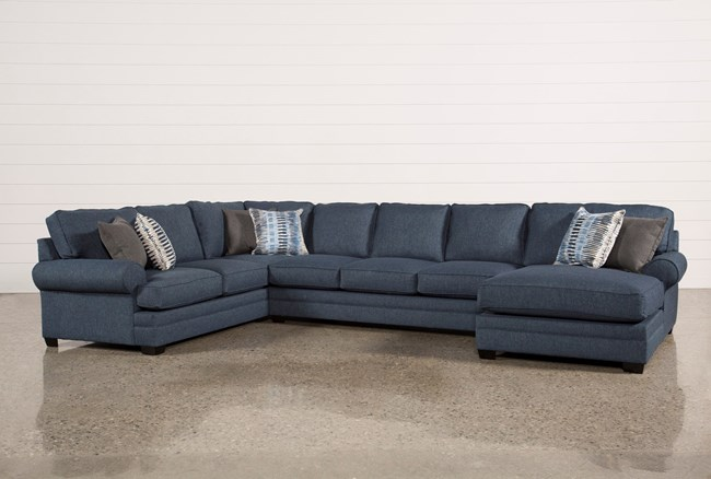 Karen 3 Piece Sectional - 360