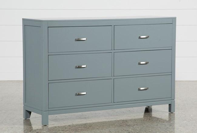 Hayden Grey Dresser - 360