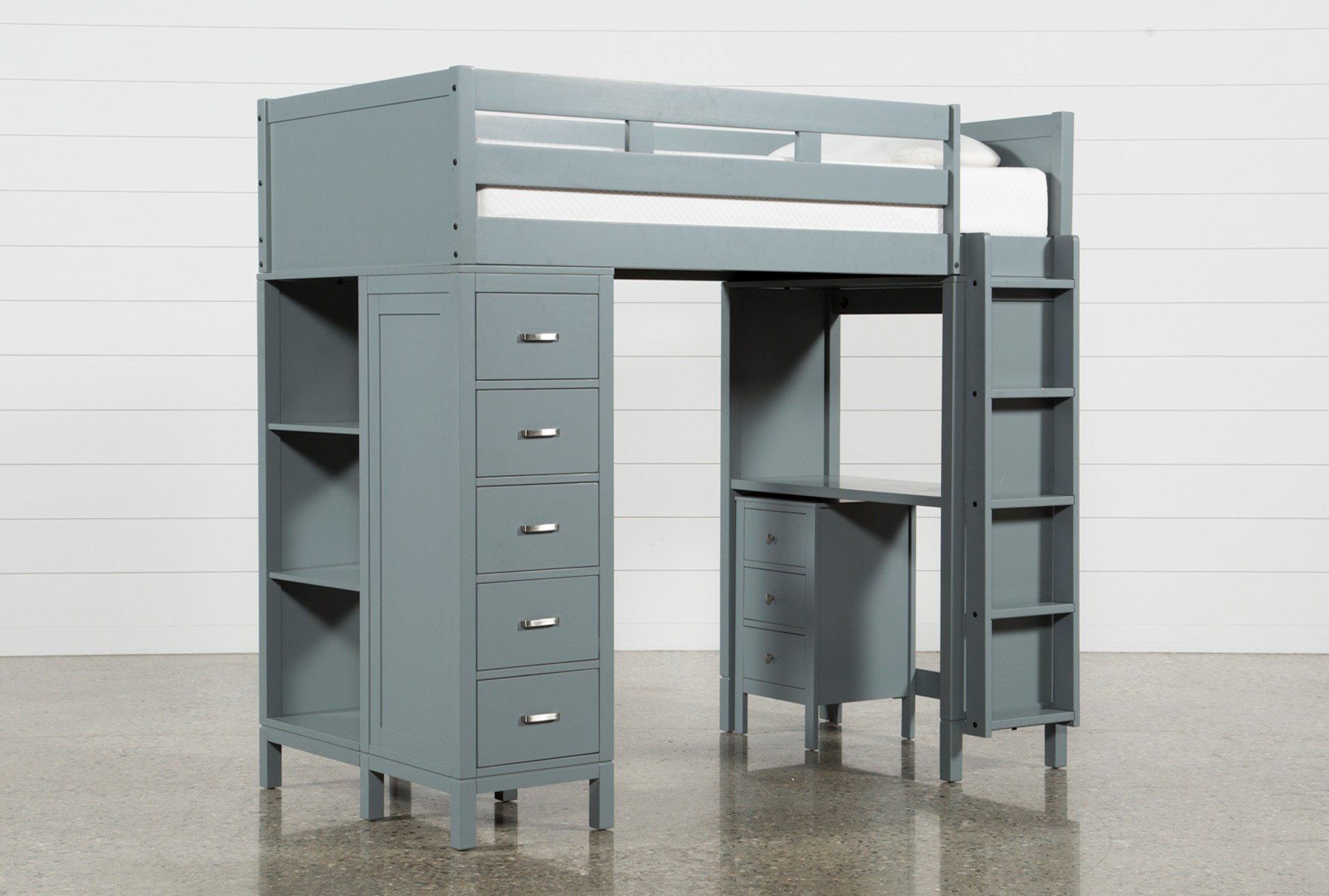 with play domesticity loft organized lofted exploring bed organization space room