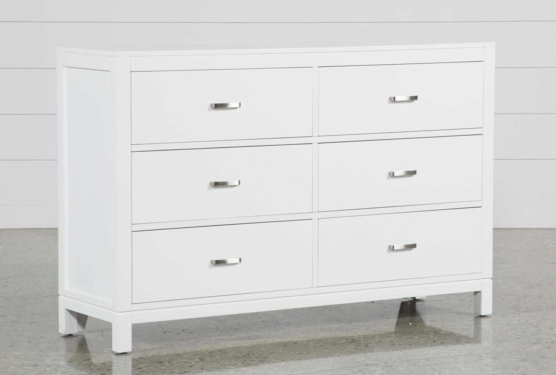 Hayden White Dresser Small White Dresser S58