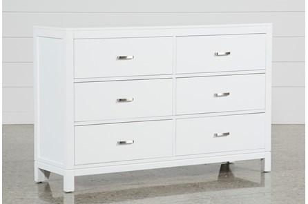 Hayden White Dresser - Main