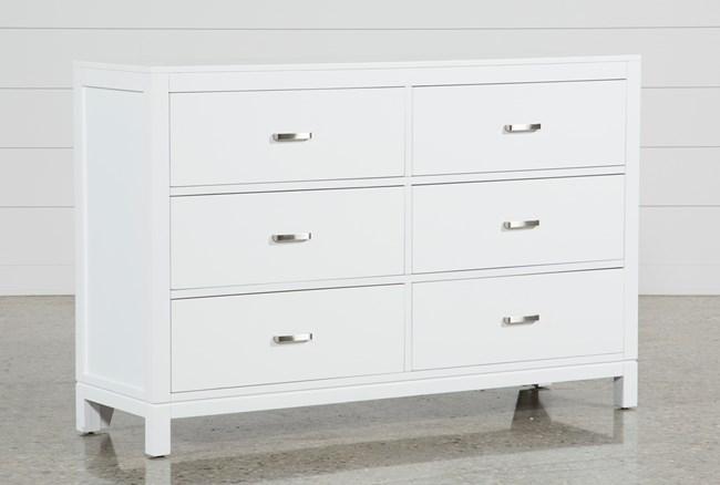 Hayden White Dresser - 360