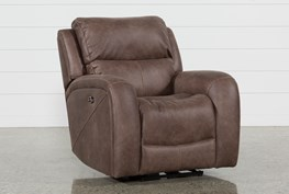 Deegan Bark Power Recliner