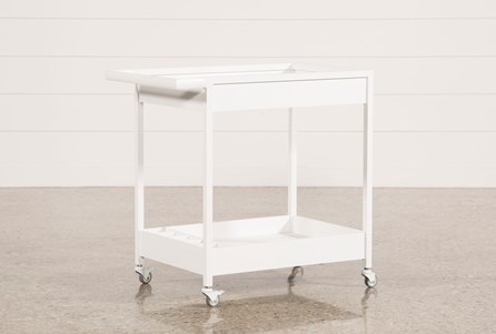Outdoor Biscayne II Bar Cart