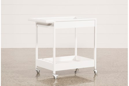 Outdoor Biscayne II Bar Cart - Main