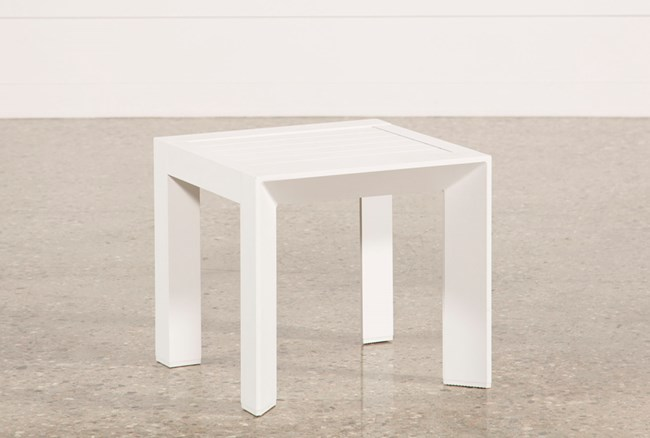 Outdoor Biscayne II End Table - 360