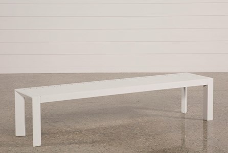Outdoor Biscayne II Dining Bench