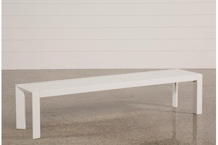 OUTDOOR BISCAYNE II DINING BENCH - Main
