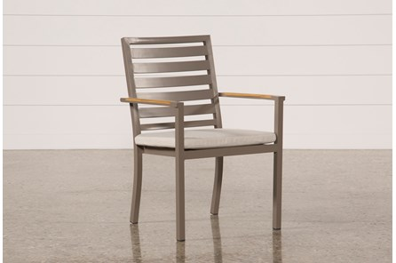 Outdoor Brasilia Teak Dining Chair - Main
