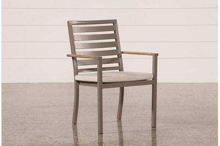 Outdoor Brasilia Teak Dining Chair - Main
