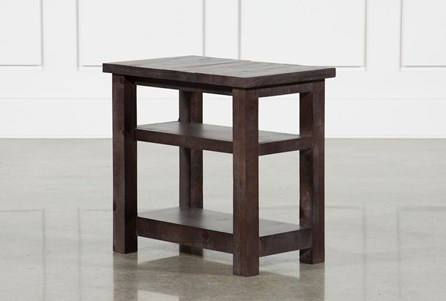 Cameo Chairside Table