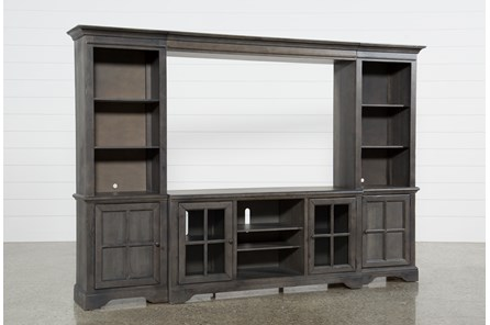Preston 4 Piece Entertainment Center