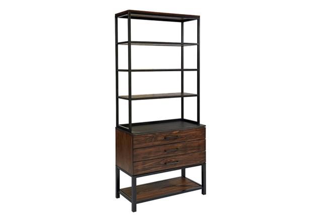 Magnolia Home Framework Desk/Hutch By Joanna Gaines - 360