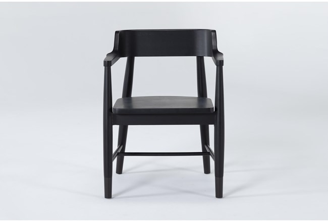 Magnolia Home Captain Dining Arm Chair By Joanna Gaines - 360