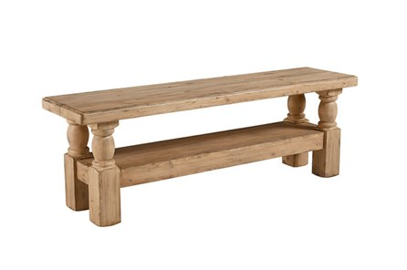 Magnolia Home Danish Hall Bench By Joanna Gaines - Main