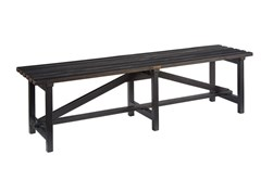 Magnolia Home Open Slat Bench By Joanna Gaines