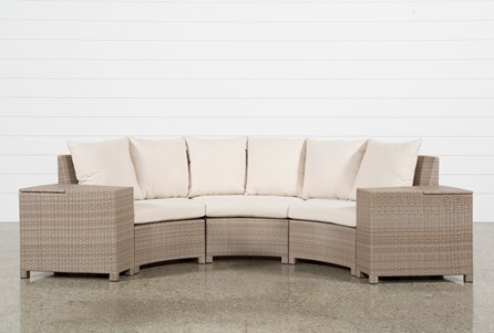 Outdoor Ibiza 5 Piece Sectional