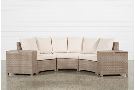 Outdoor Ibiza 5 Piece Sectional - Main