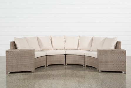 Outdoor Ibiza 6 Piece Sectional