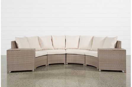 Outdoor Ibiza 6 Piece Sectional - Main