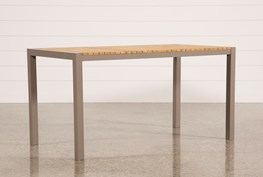 Outdoor Brasilia Teak High Dining Table