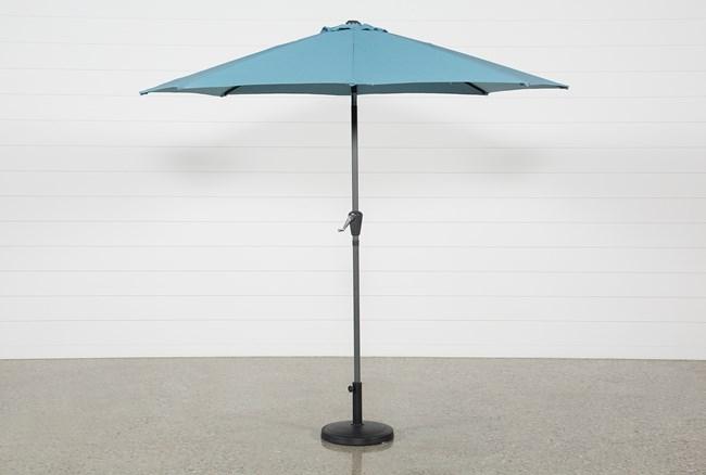 Outdoor Aqua Parasol Umbrella - 360