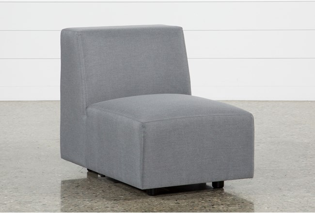 Outdoor Saint Vincent Armless Chair - 360