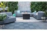 Outdoor Saint Vincent Corner Chair - Room