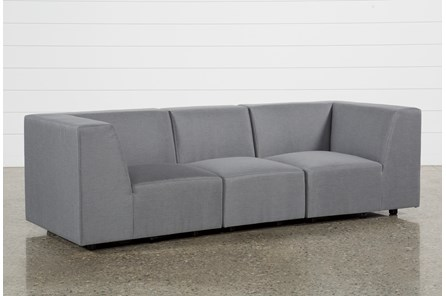 Outdoor Saint Vincent 3 Piece Sectional - Main