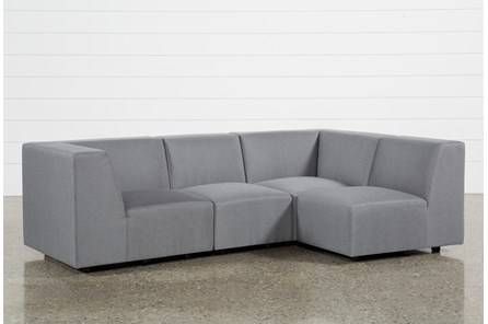 Outdoor Saint Vincent 4 Piece Sectional - Main