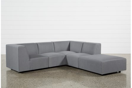 Outdoor Saint Vincent 5 Piece Sectional - Main