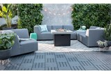Outdoor Saint Vincent 5 Piece Sectional - Room