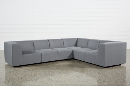 Outdoor Saint Vincent 6 Piece Sectional - Main