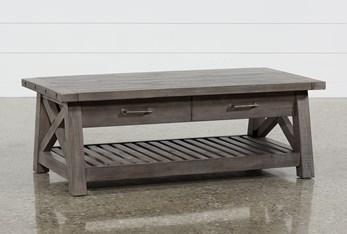 Jaxon Grey Lift-Top Coffee Table