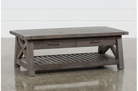 Jaxon Grey Lift-Top Coffee Table