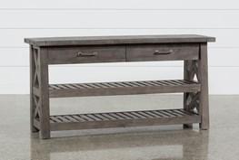 Jaxon Grey Console Table