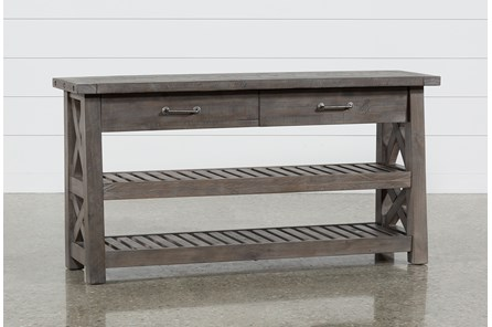 Jaxon Grey Sofa Table