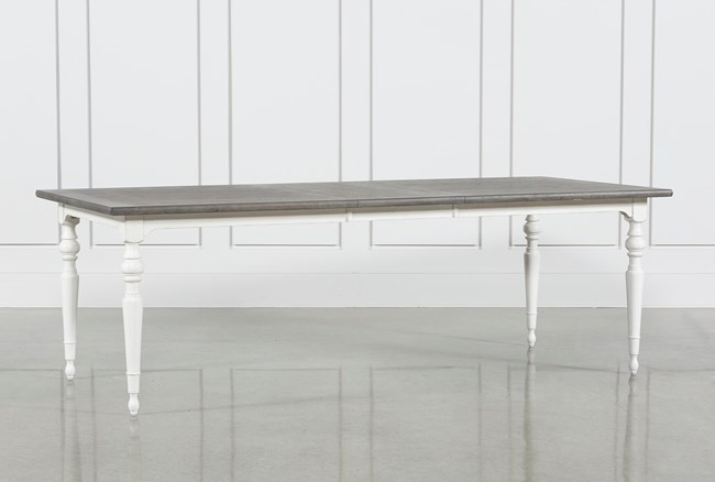 Candice II Extension Rectangle Dining Table - 360