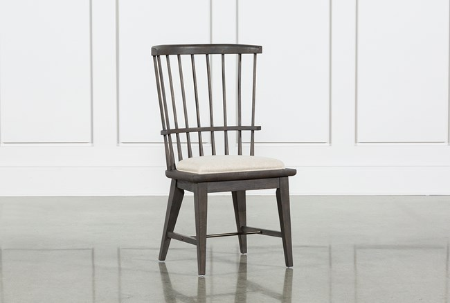 Candice II Slat Back Side Chair - 360