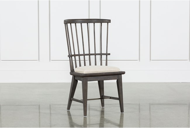 Candice II Slat Back Side Chair - 360