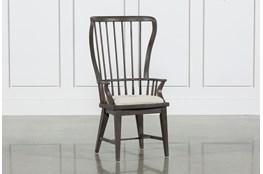 Candice II Slat Back Host Chair
