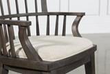 Candice II Slat Back Host Chair - Top