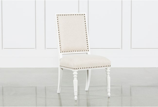 Candice II Upholstered Side Chair - 360