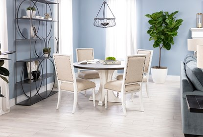 Candice II Round Dining Table