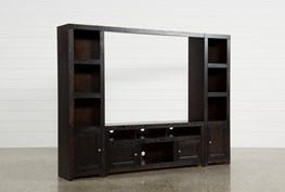 Xavier 4 Piece Entertainment Center
