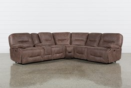 Jackson 6 Piece Power Reclining Sectional