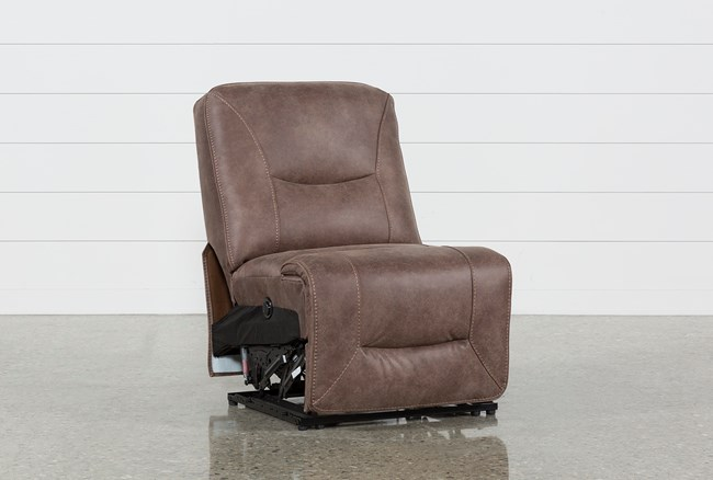 Jackson Armless Power Recliner - 360
