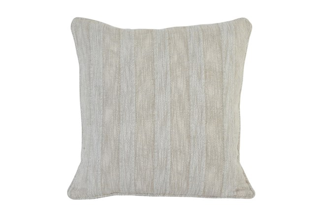 Accent Pillow-Heritage Linen Pebble 22X22 - 360
