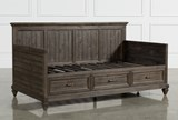 Valencia Twin Daybed With Storage - Right