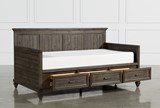 Valencia Twin Daybed With Storage - Drawers